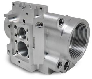 OEM Complex Custom CNC Machining For Environmental Protection Parts